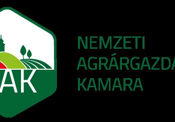 Nemzeti agrárkamara köszönő levele